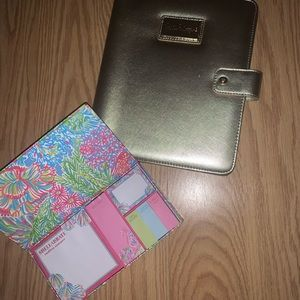 LILLY PULITZER OFFICE SET